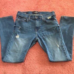 Hollister jeans men's skinny epic flex